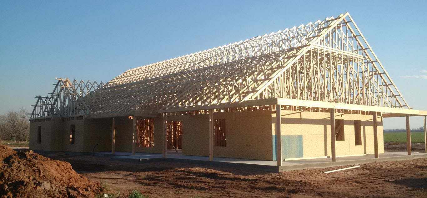 Pros and cons of trusses vs stick framing timberlake for 40 foot roof truss
