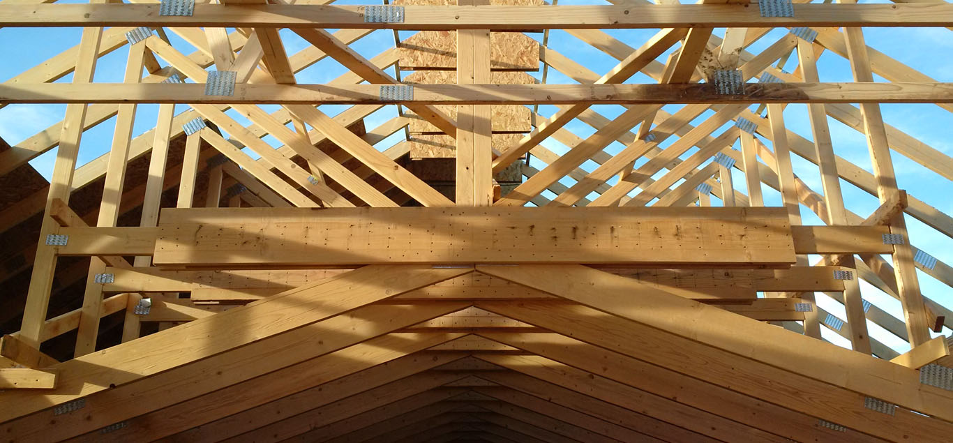How to successfully order trusses timberlake trussworks llc for Order roof trusses online
